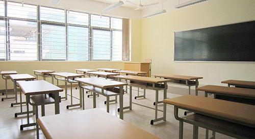 Tại sao cần chú ý tới khâu thiết kế nội thất trường học?