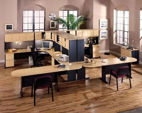 Ý nghĩa của đồ nội thất khi thiết kế văn phòng luật sư