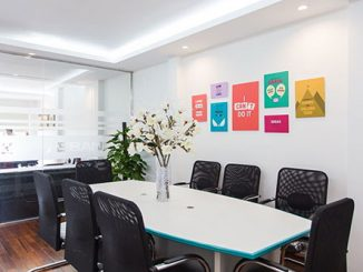 Trang trí phòng làm việc công sở cần chú ý tới những nguyên tắc nào?