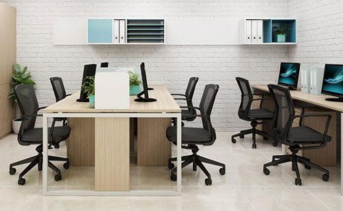Những cách bố trí văn phòng làm việc nhỏ mà bạn nên biết