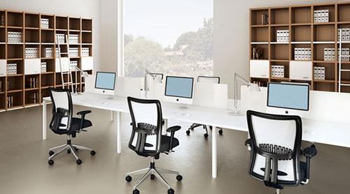 Những nguyên tắc khi lựa chọn cách bố trí văn phòng làm việc công ty