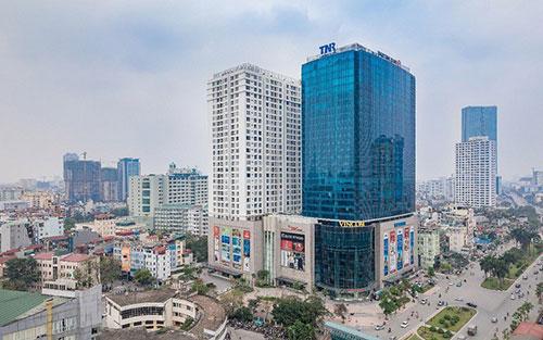 Thiết kế tòa nhà văn phòng đảm bảo chất lượng, thẩm mỹ