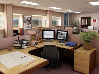 4 lưu ý hàng đầu khi bố trí phòng làm việc tại cơ quan