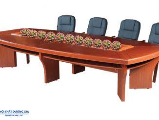 Tại sao nói: Kích thước bàn họp ảnh hưởng tới chất lượng cuộc họp?