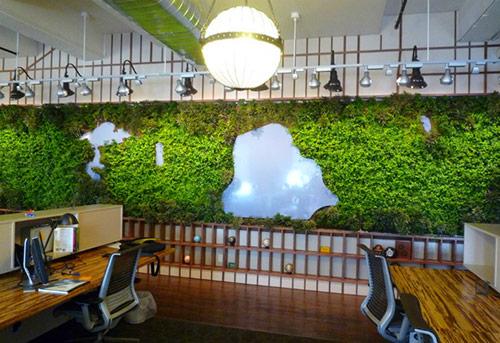 4 điểm khác biệt giữa mô hình thiết kế văn phòng xanhgreen office với văn phòng truyền thống
