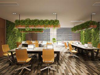 Mô hình văn phòng hiện đại - động lực giúp thúc đẩy hiệu suất công việc