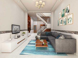Kinh nghiệm chọn lựa đồ nội thất nhà phố hiện đại như ý