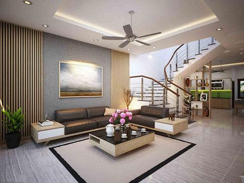 Chú ý tới màu sắc đồ nội thất nhà ở hiện đại