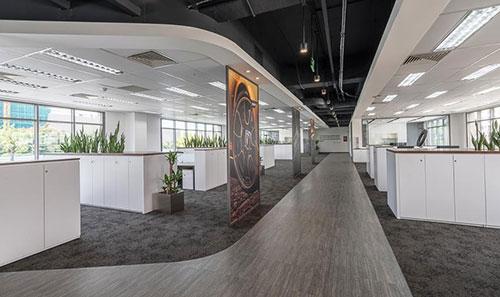 Hướng dẫn cách thiết kế nội thất văn phòng hiện đại đẹp, chuyên nghiệp