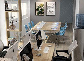 Tư vấn cách thiết kế văn phòng 20m2 giúp bạn ăn gian diện tích hiệu quả