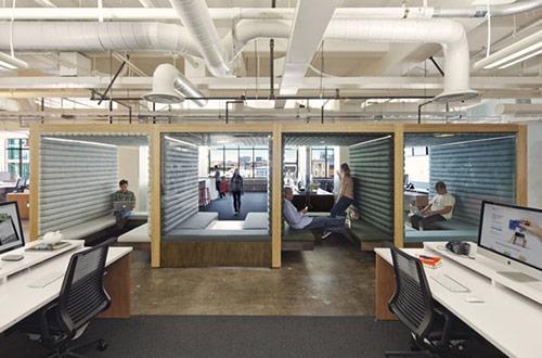 Mẫu văn phòngstartup