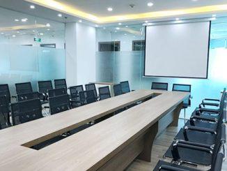 Hướng dẫn cách bố trí chỗ ngồi trong phòng họp chuẩn nhất