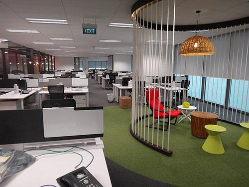 Những yếu tố ảnh hưởng tới bảng giá bảng giá thiết kế văn phòng chia sẻ Hà Nội