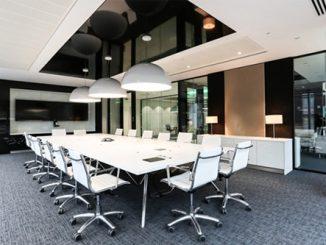 TOP 5 mẫu thiết kế nội thất phòng họp đẹp, chuyên nghiệp và tiện nghi