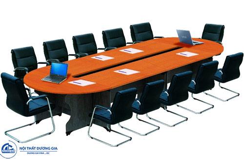 Công ty cung cấp bàn họp hình elip uy tín nhất