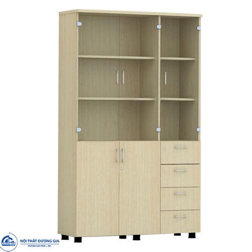 Tủ hồ sơ gỗ công nghiệp giá rẻ