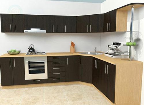 Tư vấn cách thiết kế các kiểu nhà bếp đơn giản, tiện nghi
