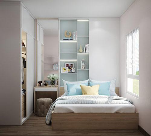 Các cách trang trí phòng ngủ nhỏ, đẹp