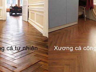 So sánh gỗ tự nhiên và các loại gỗ công nghiệp trong nội thất chi tiết nhất