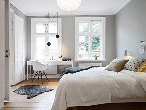 Cách trang trí phòng ngủ đơn giản, cuốn hút