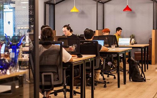 Thiết kế văn phòng 50m2 cần lưu ý tới điều gì?