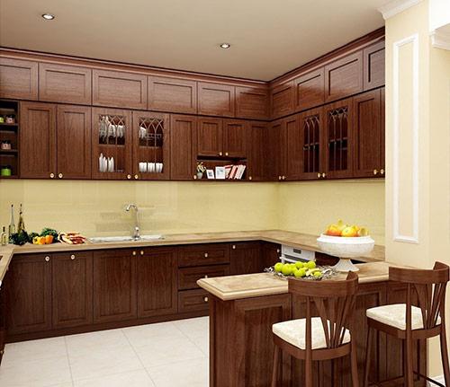 Lựa chọn cách bố trí phòng bếp phù hợp mang lại ý nghĩa gì?