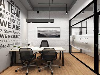 Công ty thiết kế văn phòng nhỏ gọn chuyên nghiệp nhất tại Hà Nội