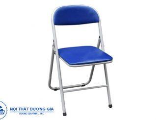 Địa chỉ cung cấp ghế xếp văn phòng giá rẻ, chính hãng tại Hà Nội