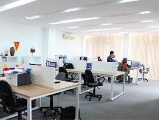 Làm thế nào để đảm bảo tiêu chuẩn thiết kế văn phòng cao tầng?