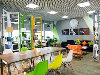 Tiêu chuẩn thiết kế văn phòng m2/người giúp tạo nên sự chuyên nghiệp