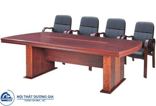 Địa chỉ cung cấp bộ bàn ghế họp văn phòng uy tín - Nội thất Dương Gia