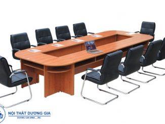 Mua bộ bàn ghế họp văn phòng ở đâu giá rẻ, yên tâm nhất?
