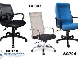 Cấu tạo ghế xoay, hướng dẫn sử dụng ghế xoay văn phòng chuẩn nhất