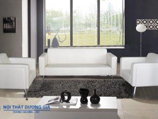 Mua ghế sofa tiếp khách văn phòng cần phải chú ý tới những điều gì?