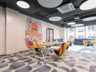 Tìm hiểu về phong cách thiết kế nội thất văn phòng độc đáo, sáng tạo