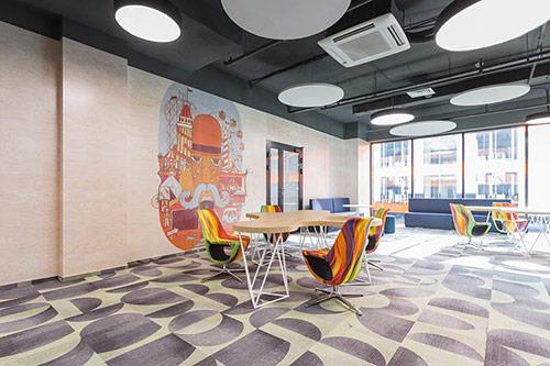 Tìm hiểu về phong cách thiết kế nội thất văn phòng sáng tạo