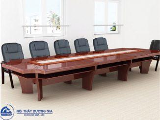 TOP 5 mẫu bàn phòng họp lớn thiết kế sang trọng, đẳng cấp
