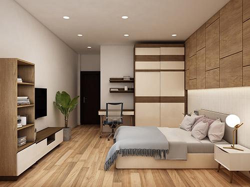 Nội thất phòng ngủ gồm những món đồ gì?