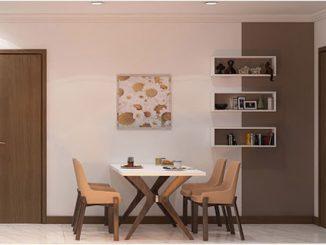 Bật mí cách lựa chọn đồ nội thất cho phòng ăn nhỏ trở nên ấn tượng