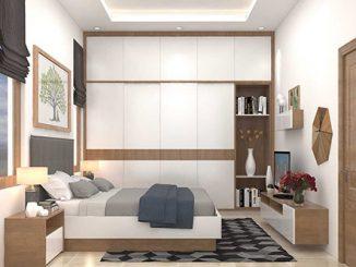 Hướng dẫn cách bố trí nội thất phòng ngủ nhỏ đẹp, phù hợp phong thủy