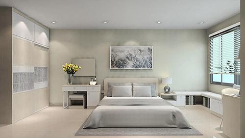 Đồ nội thất phòng ngủ đóng vai trò gì?