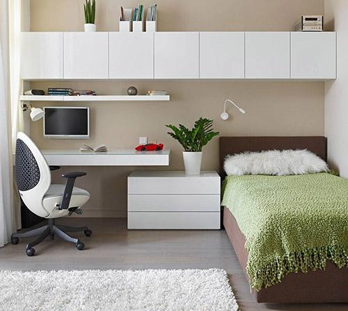 Nguyên tắc khi bố trí nội thất phòng ngủ nhỏ theo phong thủy