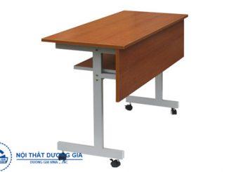 TOP 5 mẫu bàn hội trường bằng gỗ thiết kế hiện đại, giá rẻ nhất