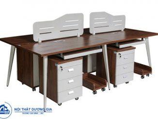 Cách lựa chọn bàn văn phòng chia ngăn phù hợp với doanh nghiệp