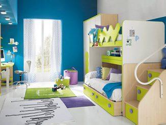 Bí quyết giúp bạn sở hữu đồ nội thất phòng ngủ trẻ em giá rẻ
