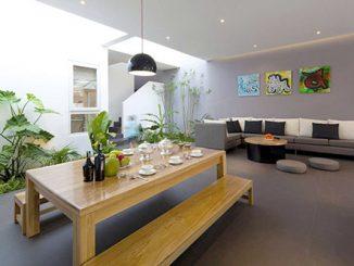 Gợi ý cách trang trí nội thất phòng khách nhà cấp 4 đơn giản, tiết kiệm