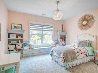 Hướng dẫn cách trang trí nội thất phòng ngủ con gái đẹp, dễ thương