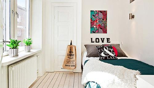 Phòng ngủ cho bé dễ thương