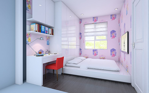 Gợi ý cách thiết kế phòng ngủ 12m2