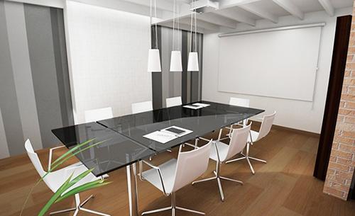 Bố trí bàn ghế phòng họp nhỏ theo phong thủy